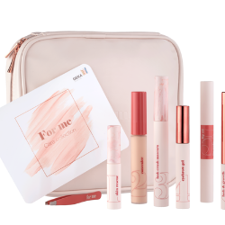 GEKA's new cosmetics set makes morning routines a breeze