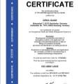ISO 45001:2018 - GEKA