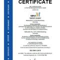 ISO 9001:2015 - GEKA