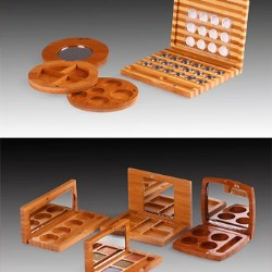 Bamboo compact trays from CPL
