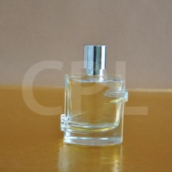 Glass perfume bottle - CPF-15