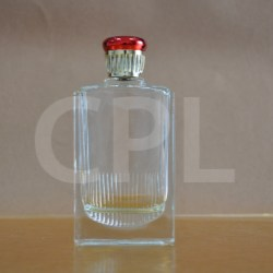 Glass perfume bottle - CPF-2
