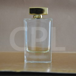Glass perfume bottle - CPF-4