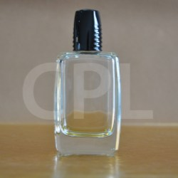 Glass perfume bottle - CPF-5