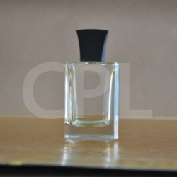 Glass perfume bottle - CPF-8