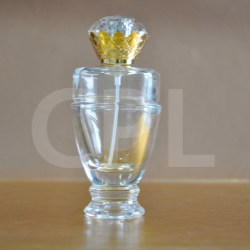 Glass perfume bottle - CPF-9