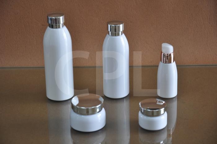 PET bottle and jar - CES