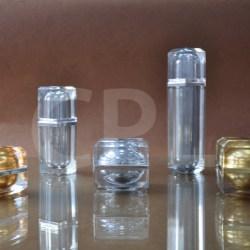 Acrylic jar - CIF