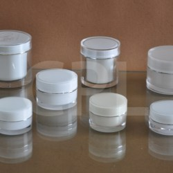 Acrylic jar - CJK