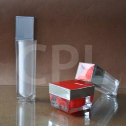 Acrylic jar - CJT