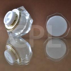 Acrylic jar - CIG