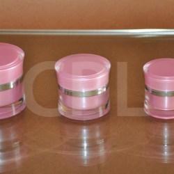 Acrylic jar - CJY