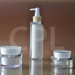 Acrylic jar - CIE