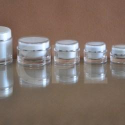Acrylic jar - CJH