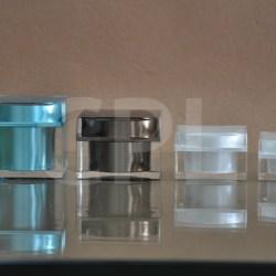 Acrylic jar - CJS