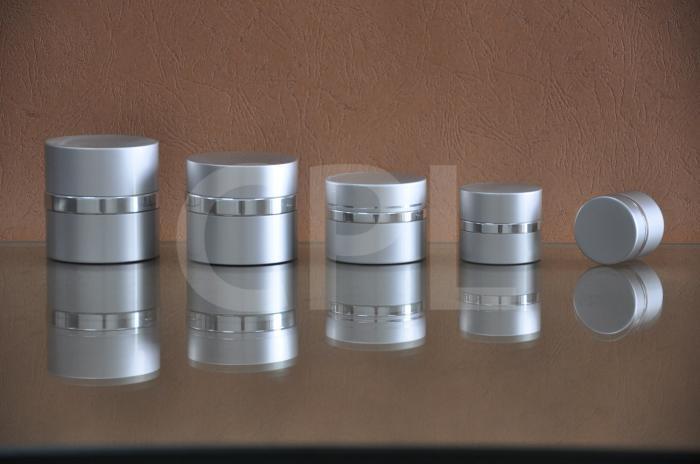 Aluminum jar - CPA
