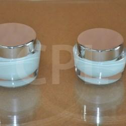 Acrylic jar - CJF