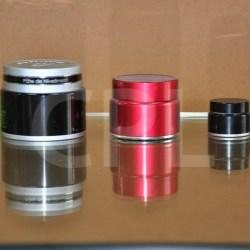 Aluminum jar - CPX