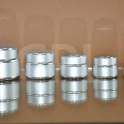 Aluminum jar - CPL