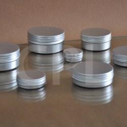Aluminum jar - RJA