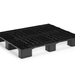Monobloc Industrial Pallet without Runners