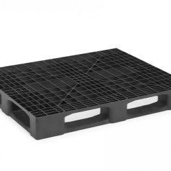 Monobloc Industrial Pallet with 5 Runners