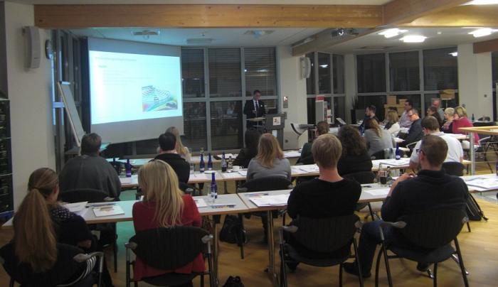 Printing seminar enthuses participants