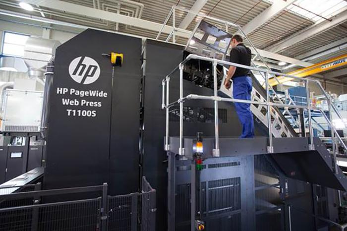 DS Smith announces location for world's first wide-web digital PrePrint Press
