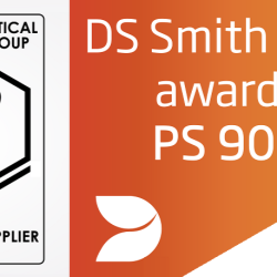 DS Smith awarded first PS9000 Pharmaceutical accreditation