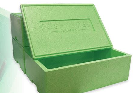 UK catering company Posh Nosh chooses expanded Polypropylene boxes to transport food