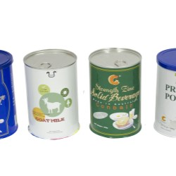 Steel Food Cans