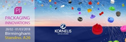 Kornelis set to return to Packaging Innovations Birmingham