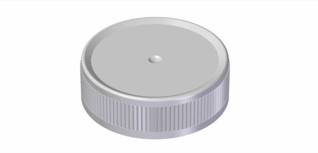 43mm screw cap