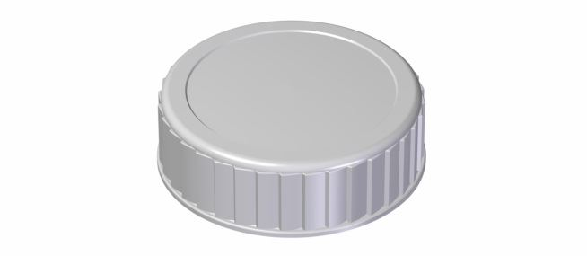 62mm screw cap