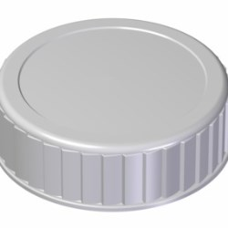 62mm screw cap