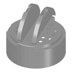 38mm sprinkle screw cap #3752