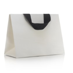 Clean White Bag