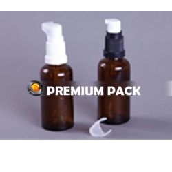 Essential oil bottle with pump. Essential oil glass bottle: 5ml, 10ml, 15ml, 20ml, 30ml, 50ml,100ml, 150ml, 200ml