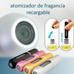 Premium Pack's refillable perfume atomizer