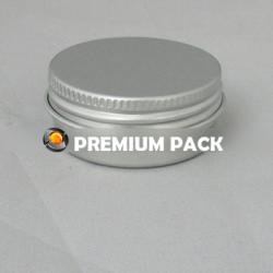 Aluminium Jar