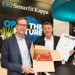 Smurfit Kappa wins Scanstar award for innovative transport packaging solution