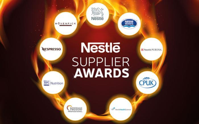 Smurfit Kappa UK has been awarded a prestigious Nestlé UK and Ireland 2016 Supplier Award