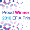 Smurfit Kappa sweeps the board at the EFIA print awards