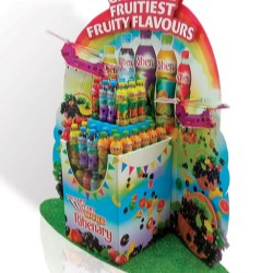 Smurfit Kappa gets the creative juices flowing for Ribena