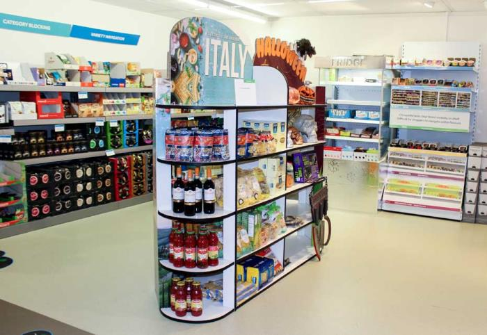 Smurfit Kappa showcases new Shelf Facer technology at successful Shopper Marketing event
