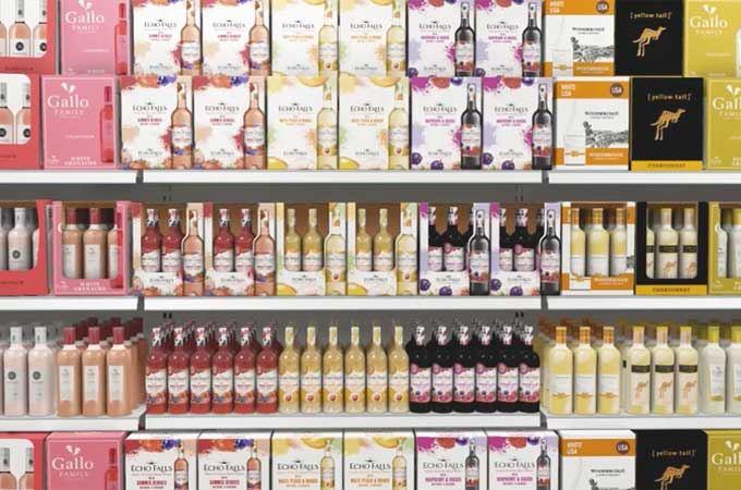 Smurfit Kappa helps wine company increase sales by 13%