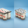 Smurfit Kappa unveils innovative new packaging portfolio to replace single-use plastics in beverage packs