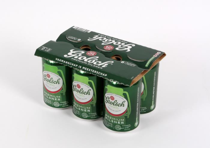 Smurfit Kappas new TopClip product is launched by leading beer brewer Royal Grolsch