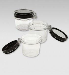 New Innovation – Kilner Style Jars with Twist Lock Seal