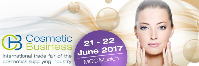 CosmeticBusiness 2017 Munich